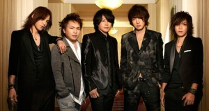 Celebrating 25th anniversary, Luna Sea to Release Special Books