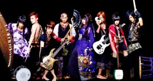Wagakki Band Released First DVD/Blu-ray Single