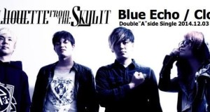"Silhouette from the skylit New MV ""Blue Echo"" Release"