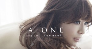 "Ayumi Hamasaki Releases Jacket Design for Latest album ""A ONE"""