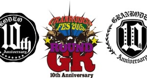 "GRANRODEO 10th ANNIVERSARY FES ""ROUND GR 2015″ 2 Days Report"