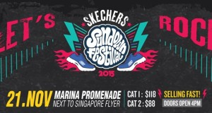 Skechers Sundown Festival 2015 Ticket Giveaway!
