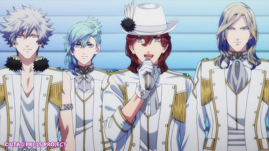 QUARTET NIGHT 1