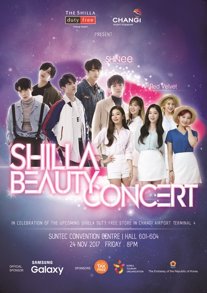 Shilla Beauty Concert Poster Final-Kojacon