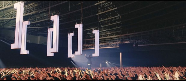 [Alexandros] released New Wall MV featuring live footage in Makuhari Messe