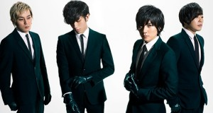 flumpool's song will become the opening theme song for Captain Earth anime!