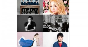 Mezameshi TV to collaborate with flumpool, Nishino Kana, Funky Kato, SEKAI NO OWARI, JUJU, and Yusuke