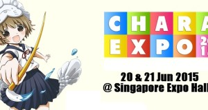 Chara Expo 2015 in Singapore