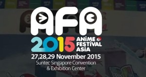 Coming Soon AFASG 2015 ~The Next Chapter of Japanese Popular Culture Fever~