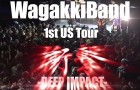 """WagakkiBand First US Tour """"DEEP IMPACT"""" Musical Journey Like No Other"""