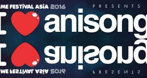 [AFASG 2016] I Love Anisong Line-up!