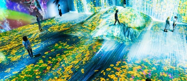 Mori Building Digital Art Museum to be the Next Tourist Spot in Tokyo